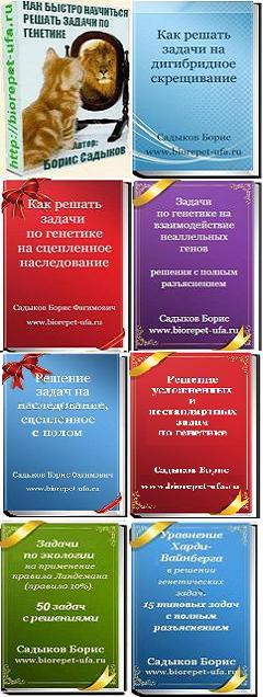 Восемь книг для бокового сайтбара 240